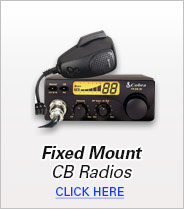 Fixed Mount CB Radios