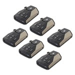 Cobra RAD450 (6 Pack) Radar / Laser