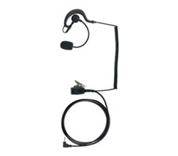 Accessories cobra earpiece with boom microphone headset