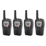 Cobra ACXT385-R (4-Pack) 23-Mile Walkie Talkies 471116-5