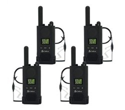 Cobra Waterproof Radios cobra px880bc2 sv01 walkie talkies pro business two way radios